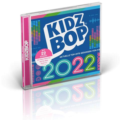 KIDZ BOP 2022 von KIDZ BOP Kids - CD jetzt im Kidz Bop Store